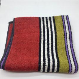 Missoni Home – handdoek katoen 60 x 110 cm. – streep