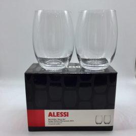 Alessi – Mami XL longdrink glas – set van 2 – Stefano Giovannoni