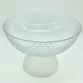 Rosenthal – Studio-line – Bowl kristal  – diameter 27 cm. –