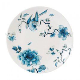 Wedgwood – ontbijt / dessert bord 21 cm. – Blue Bird