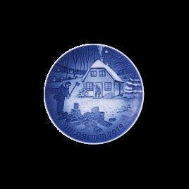Royal Copenhagen – Bing & Grøndahl Christmas plate 2019 – 18 cm.