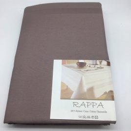 De Witte Lietaer – tafelkleed 160 x 260 – Rappa taupe
