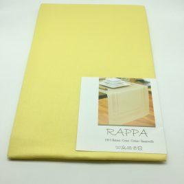 De Witte Lietaer – tafelloper 50 x 150 – Rappa geel