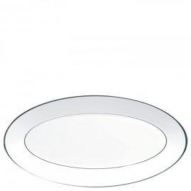 Wedgwood – Jasper Conran – Platinum – ovale schaal 45 cm.