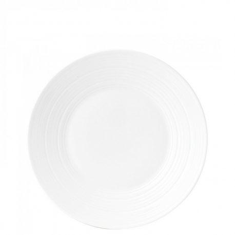 jasper-conran-white-embossed-strata-plate-23cm