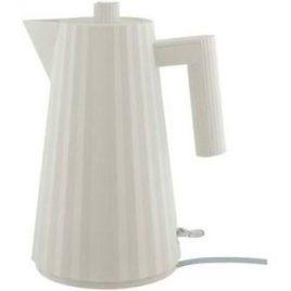 Alessi – waterkoker – Plisse wit