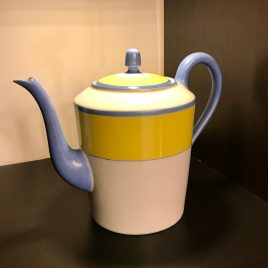 Haviland et Parlon –  Limoges – Monet – thee/koffie pot – vintage