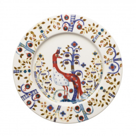 Iittala – Taika – dessert bord 22 cm. – creme