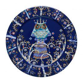 Iittala – Taika – Dinerbord 27 cm. – donker blauw