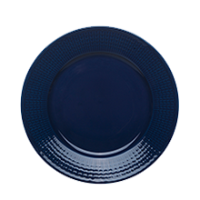 Rörstrand – Swedish Grace – blue – diner bord 27 cm.
