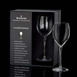 Waterford – Elegance -Chardonnay – set van 2