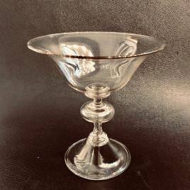 Historisch glas – Champagne cocktail glas – set van 4 stuks