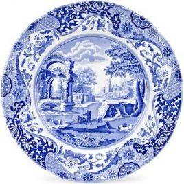 Spode – Blue Italian – diner bord 27 cm