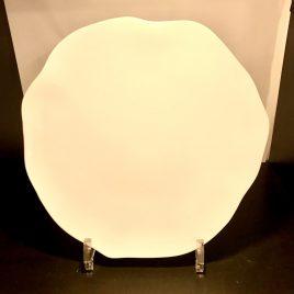 Villeroy & Boch – Mira Colore –  ontbijt bord 22 cm – wit/wit