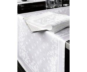 Servet 50×50 – De Witte Lietaer – wit