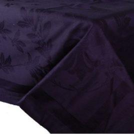 Tafelelkleed – De Witte Litaer – 160×310 – Donkerblauw