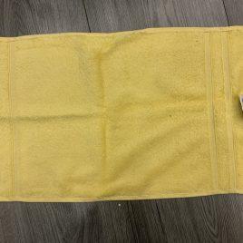 De witte lietaer -dolce-handdoeken- geel