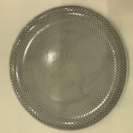 Rosenthal – junto -pearl grey- onderbord 32 cm