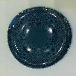 Rosenthal-junto-ocean blue-bord 22 cm