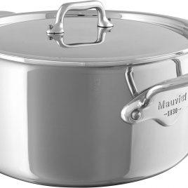 Mauviel- M Cook- kookpan met deksel -28 cm