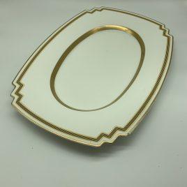 villeroy & Boch-vivian-ovale schaal