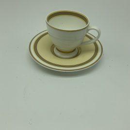 villeroy & Boch-vivian-koffie kop & schotel