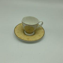 villeroy & Boch-vivian-espresso kop & schotel