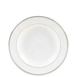 wedgwood-vera wang-grosgrain- diepe borden 23 cm