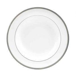 wedgwood-vera wang-lace platinum -pastabord 28 cm