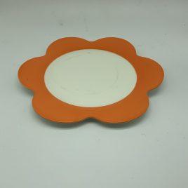 villeroy & Boch-wonderful world-orange -bloembordje