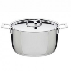 alessi- jasper Morrison-pots and pans – kookpan 22cm