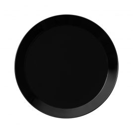 iittala-teema-zwart-bord-21 cm
