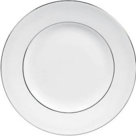 wedgwood-vera wang-blanc sur Blanc-gebaksbordje 15 cm