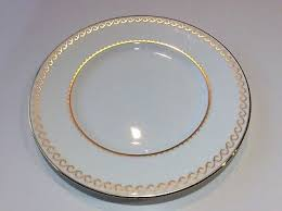 wedgwood-vera wang-swirl-ontbijtbord -accent plate