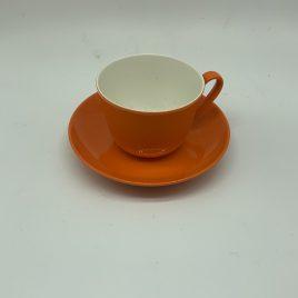 villeroy & Boch-wonderful world-orange-thee kop & schotels