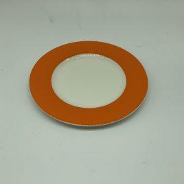 villeroy & Boch-wonderful world-orange -gebaksbordje-broodbordje