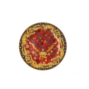 Versace – by Rosenthal – Barocco holiday- Christmas plate 18 cm 2020