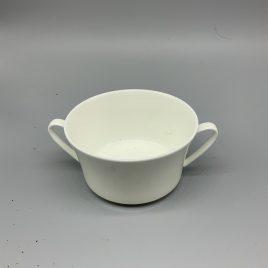 hutchenreuter-luna-wit-weiss- soep kop met 2 oren