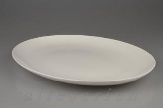 hutchenreuter-luna-wit-weiss- ovale schaal