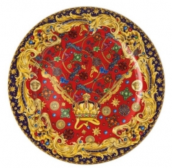 Versace – by Rosenthal – Barocco holiday- Christmas plate 30cm 2020
