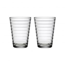 iittala-aino aalto-glasses -33 cl – clear