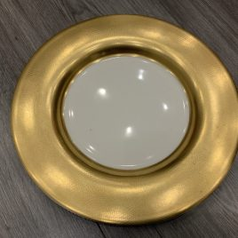 wedgwood- – minton- pure gold – dinerborden-diningplates