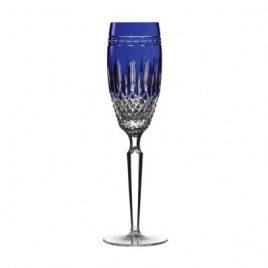 waterford- claradon-cobalt  – Champagne flute