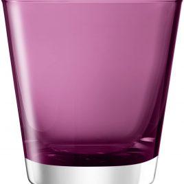 lsa international- asher- heather – water glasses