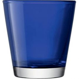 lsa international- asher- blue – water glasses