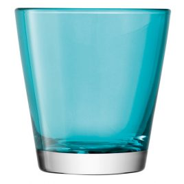 lsa international- asher- turq – water glasses