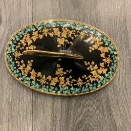 versace-Rosenthal-golden ivy- dekschaal deksel