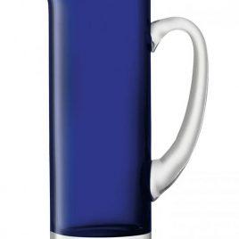 lsa international- basic – jug – colored blue- handmade