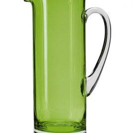 lsa international- basic – jug – colored lime- handmade