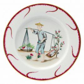 Alberto pinto-chinoiserie- onderbord